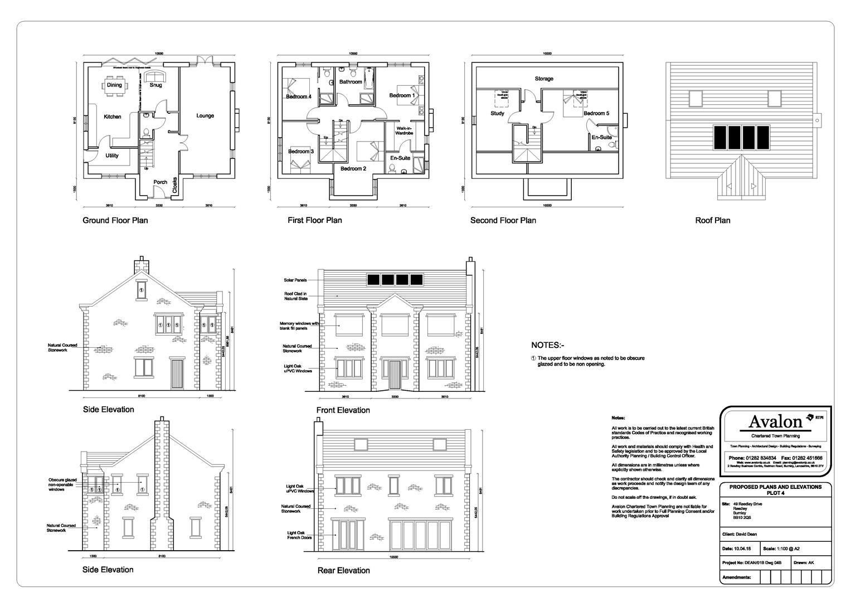 5 Bedroom Building Plot Land For Sale - Plan 2-page-001.jpg